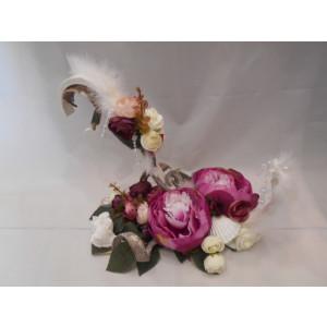 kvetinová dekorácia 20x30 cm