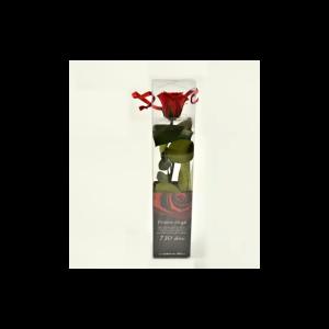balzamovaná ruža balená mini 27,5 cm